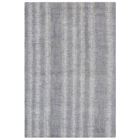 Liora Manne Cyprus Ombre Stripe Grey