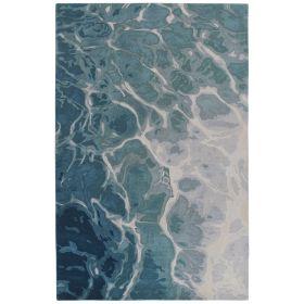 Liora Manne Corsica Water Blue