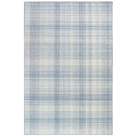 Liora Manne Preston Plaid Blue