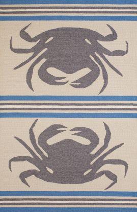 United Weavers Panama Jack Signature Crab Shack Grey