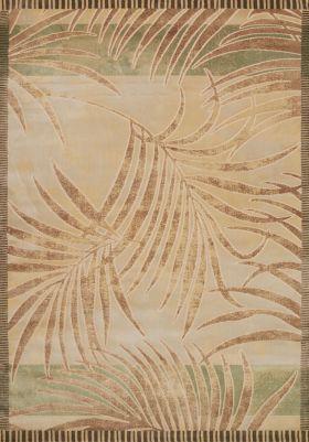 United Weavers Panama Jack Original Palm Seafoam