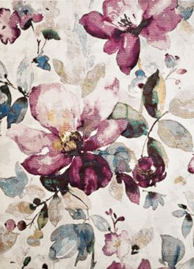 United Weavers Rhapsody Floral Garden Multi