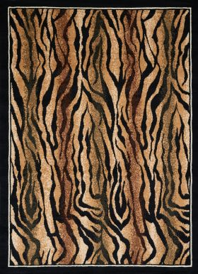 "United Weavers Legends Safari Skin Multi 5'3"" x 7'2"""