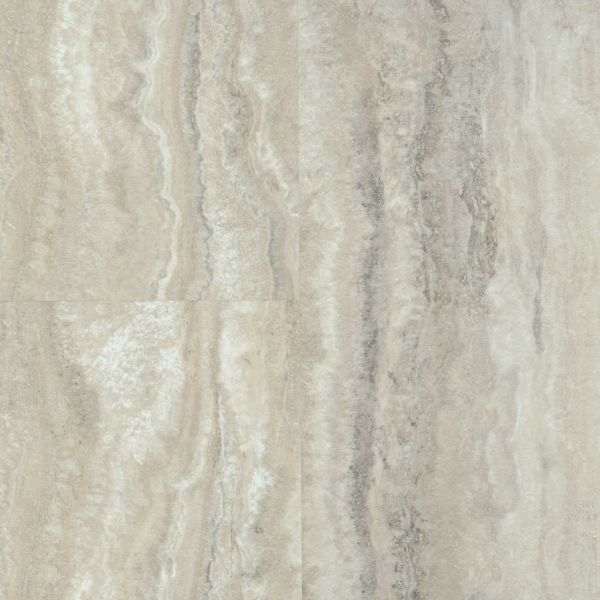 Armstrong Luxe With Rigid Core Piazza Travertine Luxe Plank With Rigid Core Dovetail