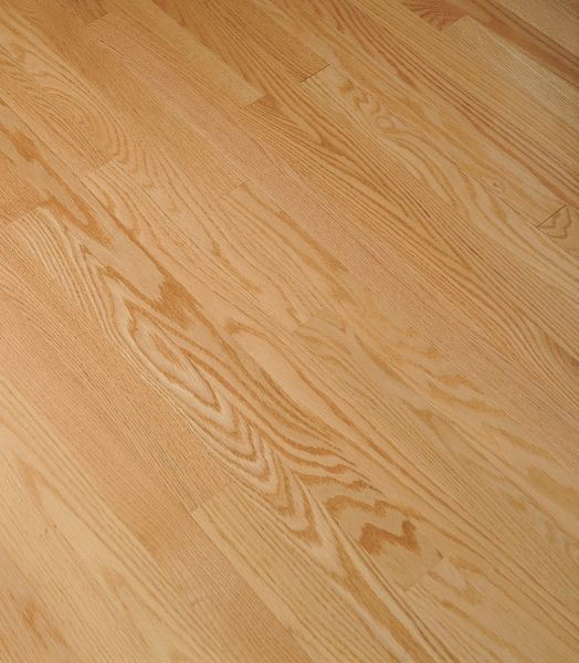 Bruce Fulton Plank Red Oak Natural