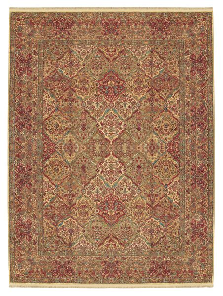 "Karastan Rugs Original Karastan Empress Kirman Multi 10'0"" x 14'0"" Collection"