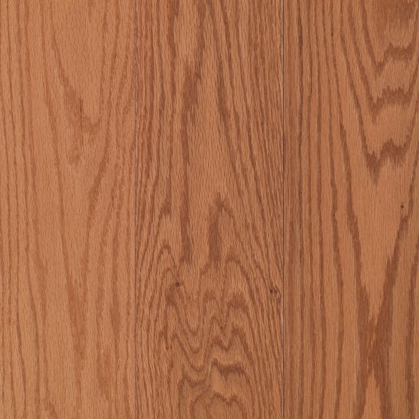 "Mohawk Rockford Solid 5"" Red Oak Butterscotch Collection"