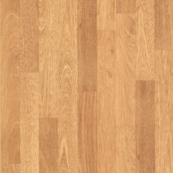 Mohawk Carrolton Natural Teak Plank Collection