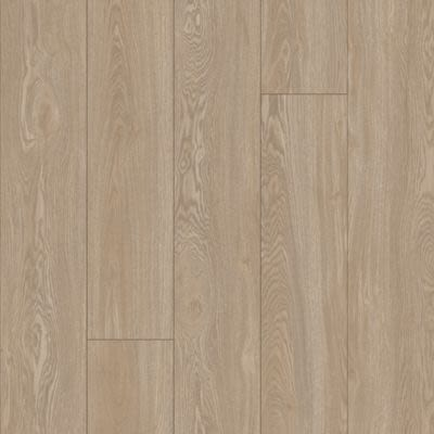 Mohawk Enriched Click Multi-Strip Plank Almond Cream Collection