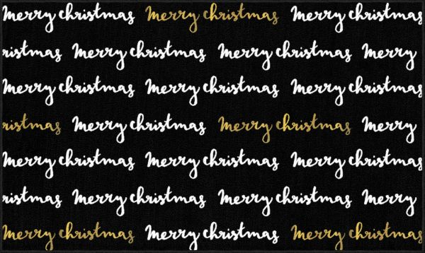 Mohawk Prismatic Merry Wishes Black