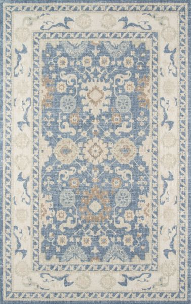 Momeni Anatolia Ana-7 Light Blue Collection