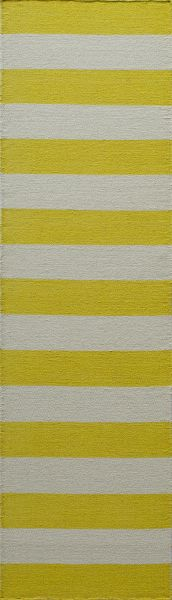 "Momeni Laguna Lg-12 Yellow 2'3"" x 8'0"" Collection"