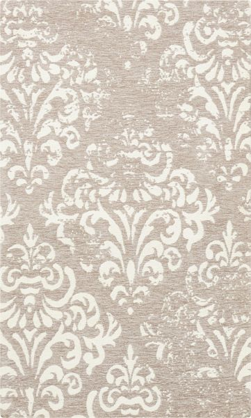 Nourison Damask Iv/Grey