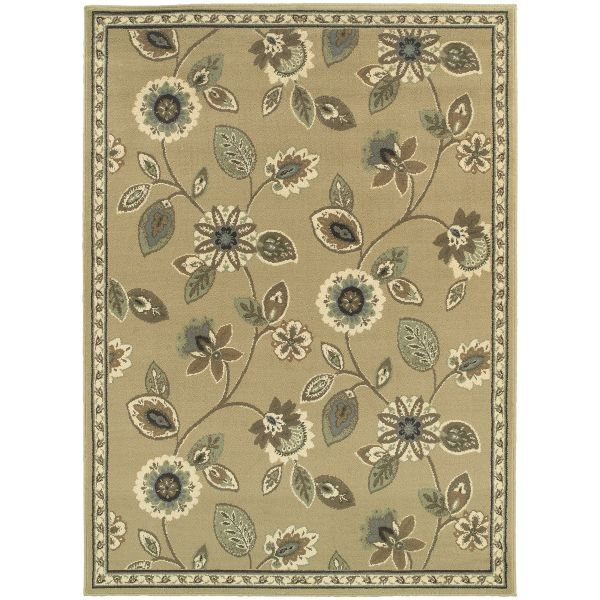 Oriental Weavers Brentwood 501j Stone Collection