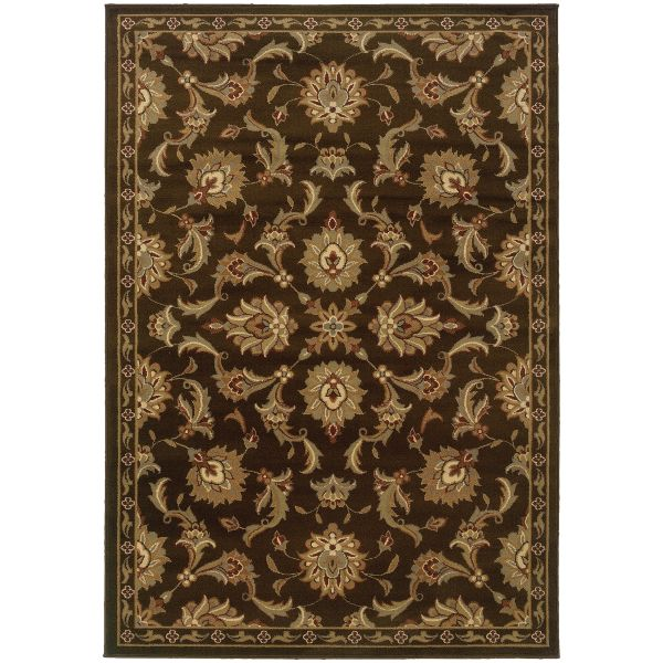 Oriental Weavers Darcy 1330n Brown