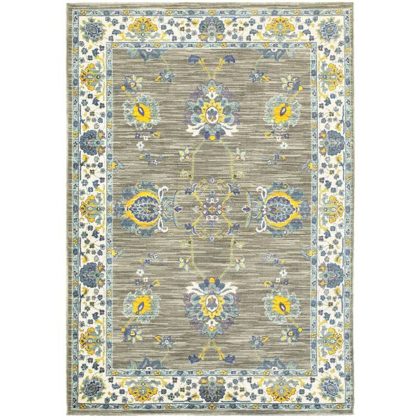 Oriental Weavers Joli 503d Grey Collection