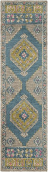 Artistic Weavers Arabia Aba-6254 Lime