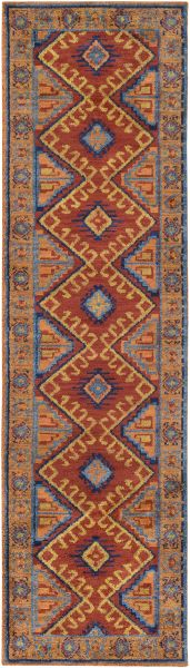 Artistic Weavers Arabia Aba-6268 Terracotta
