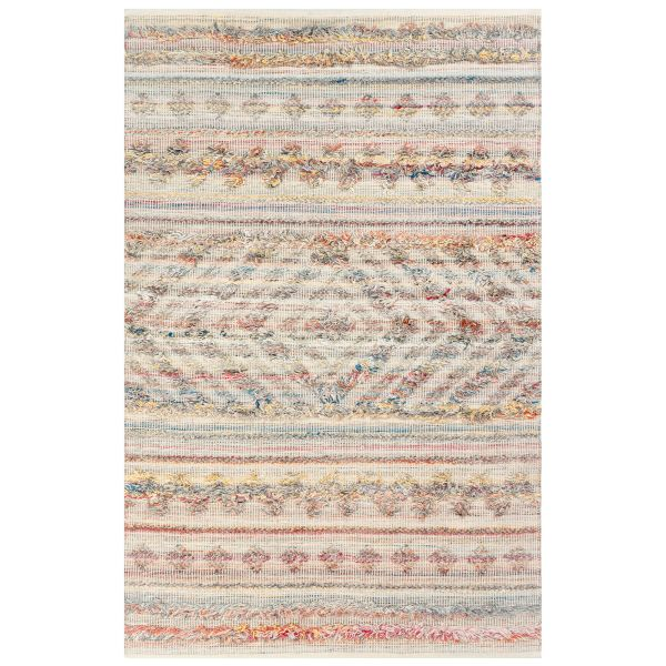 Liora Manne Cosmos Kilim Multi Collection