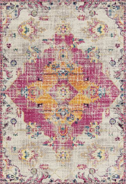 United Weavers Abigail Seraphina Magenta Collection