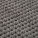 Dalyn Monaco Sisal Mc300 Silver Room Scene