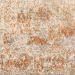 Dalyn Antiquity Aq1 Ivory / Tangerine Room Scene