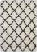 Nourison Luxe Shag White Collection