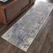 Nourison Rustic Textures Grey/Beige Room Scene
