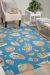 Waverly Sun N' Shade Azure Room Scene