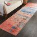 Kathy Ireland Home Safari Dreams Blue/Brick Room Scene
