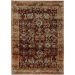 Oriental Weavers Andorra 7154a Red Collection