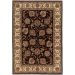 Oriental Weavers Ariana 117d Brown Collection
