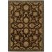 Oriental Weavers Darcy 1330n Brown Collection