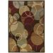 Oriental Weavers Darcy 2066d Brown Collection