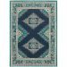 Oriental Weavers Highlands 6658a Blue Collection