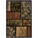 Oriental Weavers Hudson 1699g Brown Collection