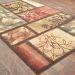 Oriental Weavers Hudson 1699g Brown Room Scene