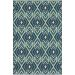 Oriental Weavers Meridian 2209b Navy Collection