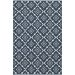 Oriental Weavers Meridian 5703b Navy Collection