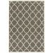 Oriental Weavers Riviera 4770w Charcoal Collection