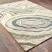 Oriental Weavers Rowan 99e Ivory Room Scene