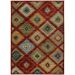 Oriental Weavers Sedona 5936d Red Collection