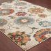 Oriental Weavers Sedona 6361a Ivory Room Scene