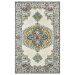 Oriental Weavers Zahra 75505 Ivory Collection