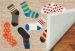 Liora Manne Frontporch Lost Socks Natural Room Scene