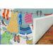 Liora Manne Frontporch Clothes Line Multi Room Scene