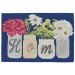 Liora Manne Frontporch Home Blue Collection