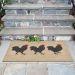 Liora Manne Frontporch Roosters Neutral Room Scene