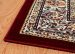 "United Weavers Antiquities Qum Diamond Ruby 2'7"" x 3'11"" Room Scene"