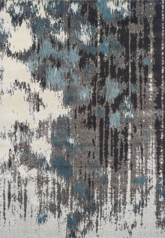 Dalyn Modern Greys Mg81 Teal Collection